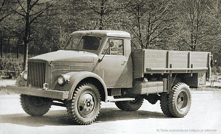 Gorki Autotehase veoauto GAZ-51 katsemudel, 1946. a.
